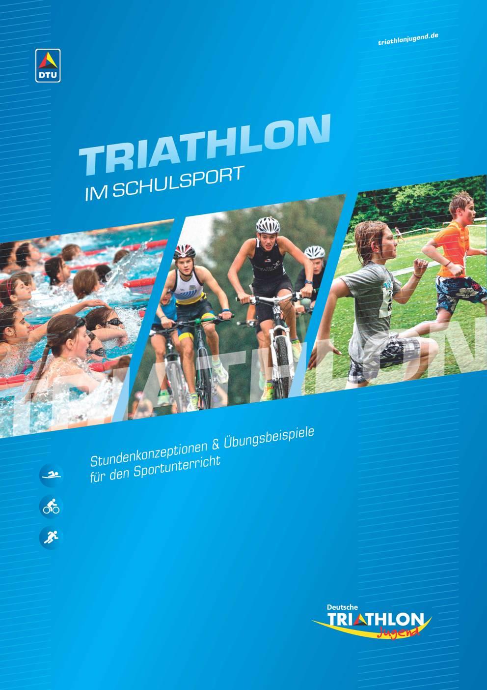 Neue Broschüre bringt Triathlon in den Schulsport