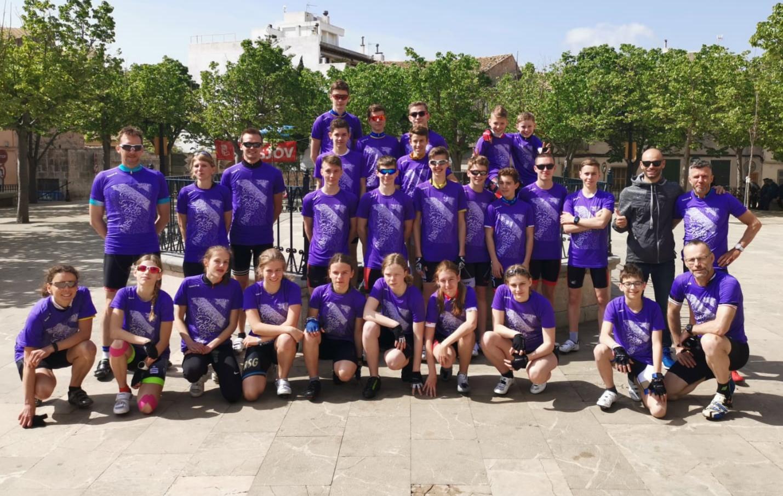 Trainingslager Mallorca 2019