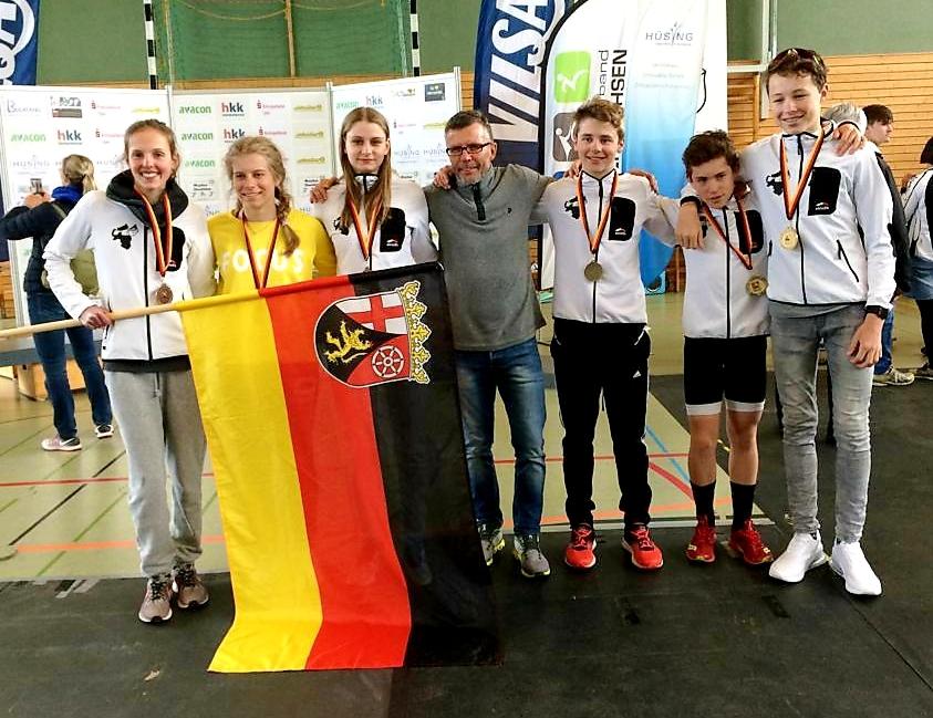 Zweimal Deutscher Meister