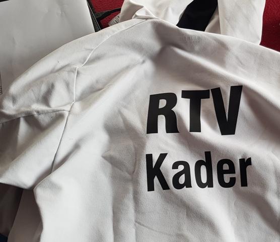 Kadersichtung des RTV