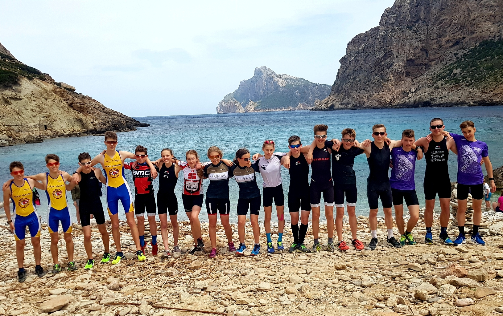 Trainingslager Mallorca 2020